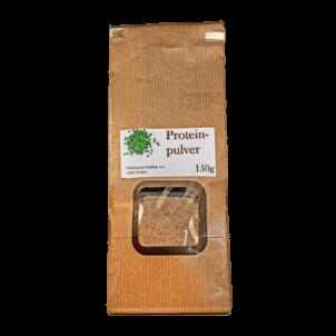 Produktbild von wholyfood: Eine Packung Proteinpulver