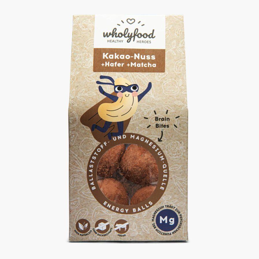 Energy Ball Packung Kakao-Nuss