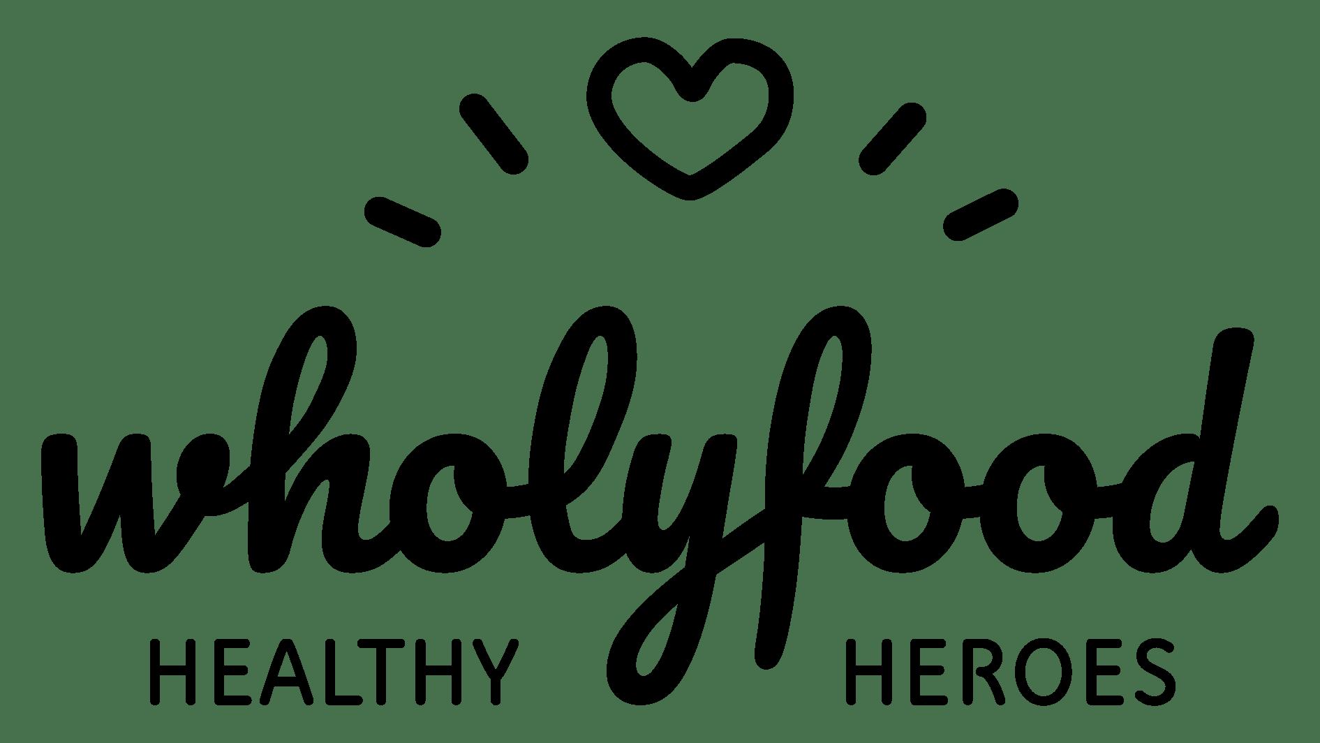 Logo wholyfood – Healthy Heroes